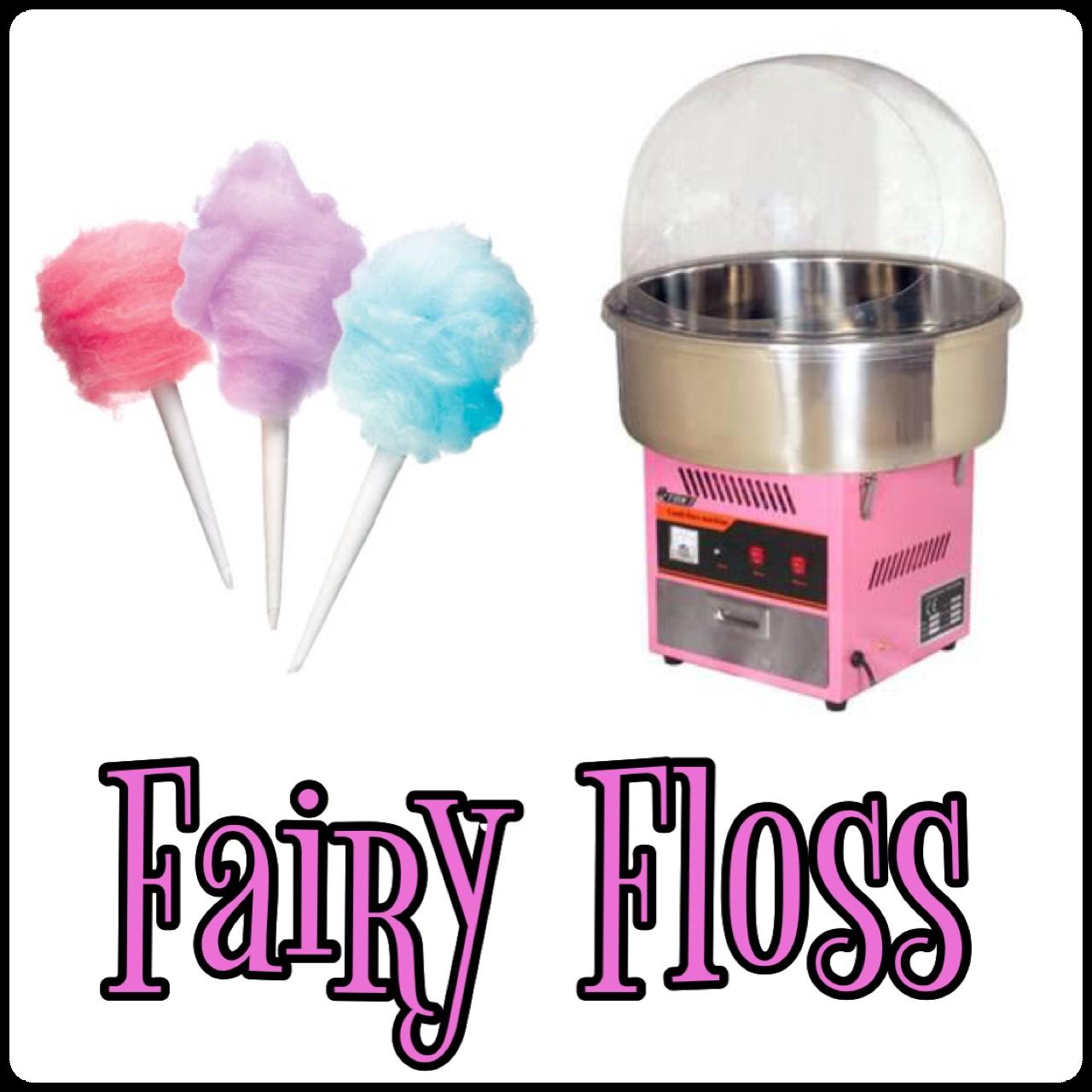 Fairy Floss Machine Hire Bounce Me Happy